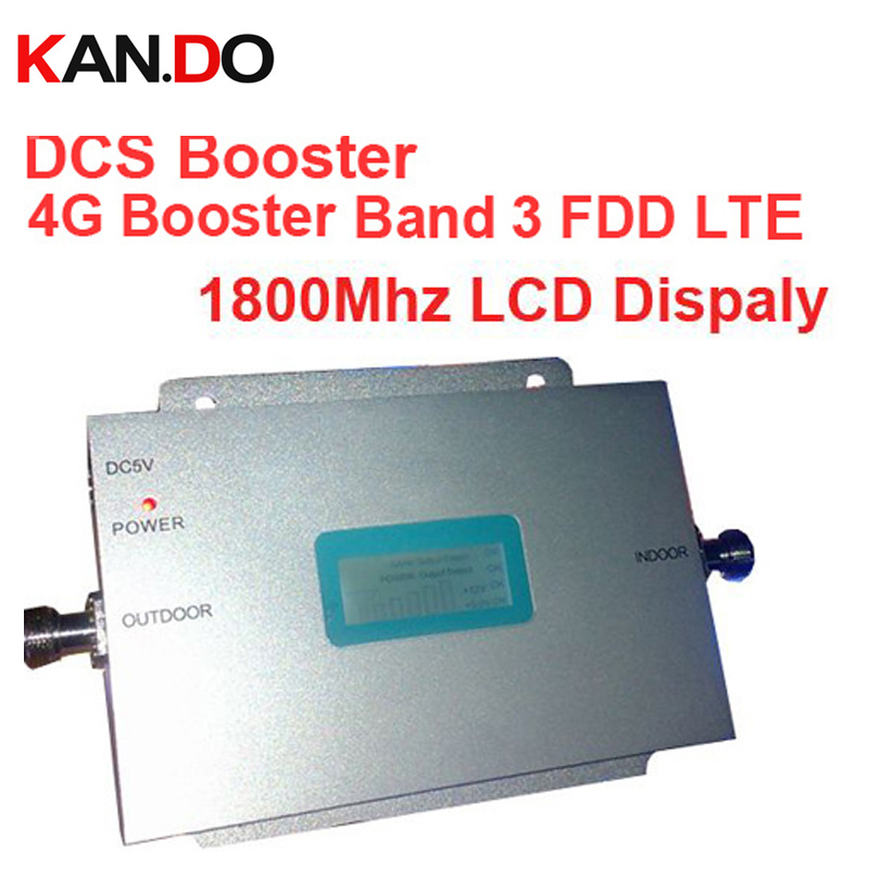 New!!! LCD Display 55dbi Gain 500sq Meter Work,DCS 1800mhz Mobile Phone Booster,DCS Signal Repeater DCS Repeater DCS Booster