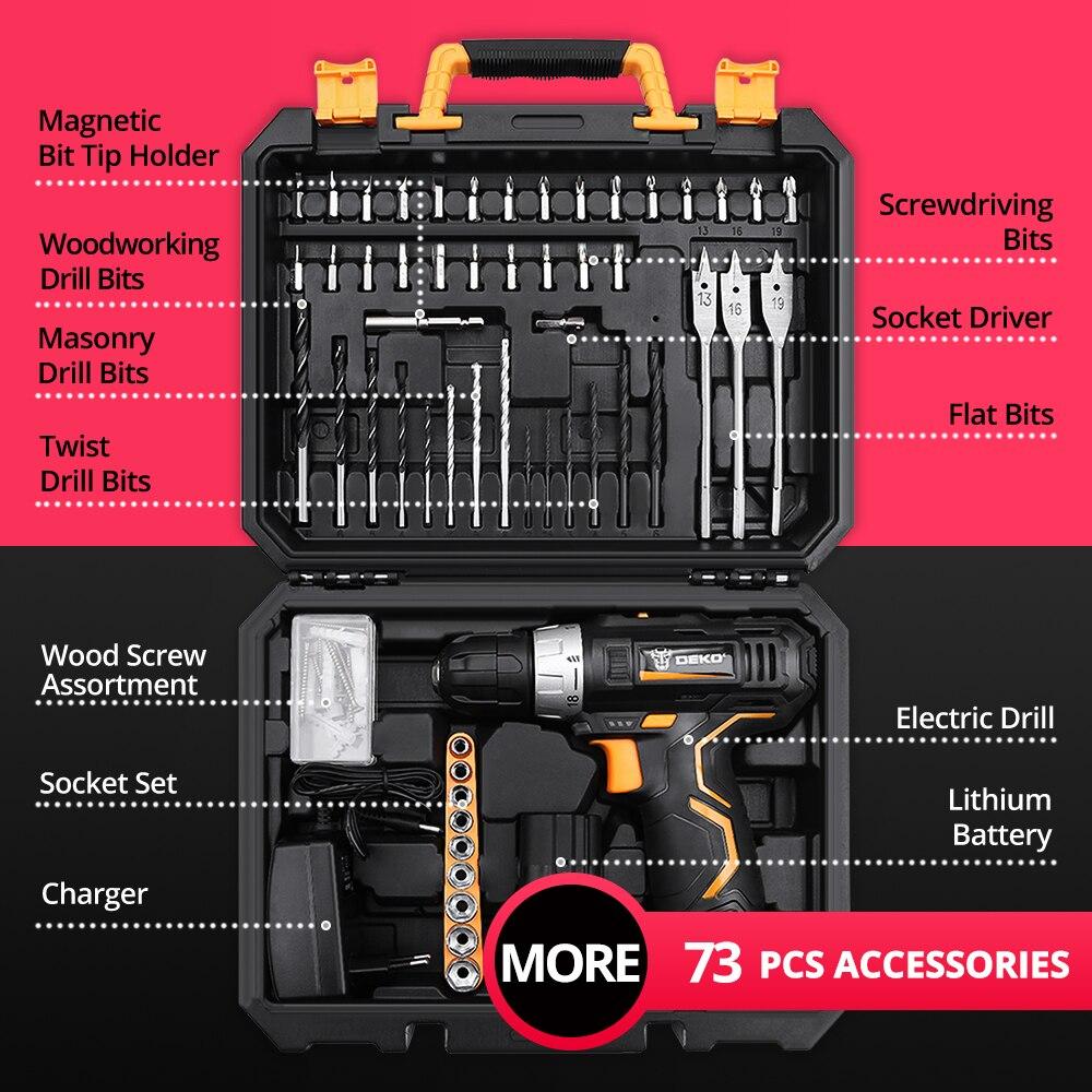 10 Stueck Schraubendreher Bit Set 25 mm Sicherheits Bit Set Elektroschrauber X1