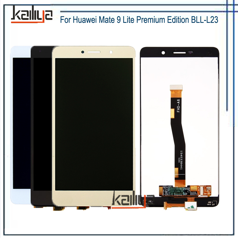 LCD Display For Huawei Mate 9 Lite Premium Edition BLL L23+5.5 Touch Screen Digitizer Assembly Replacement For Huawei