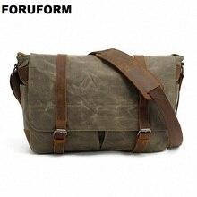 High Quality Waterproof canvas Sports Bag SLR Camera Shoulder Bag Travel Outdoor Messenger Bag LI-1382 стоимость