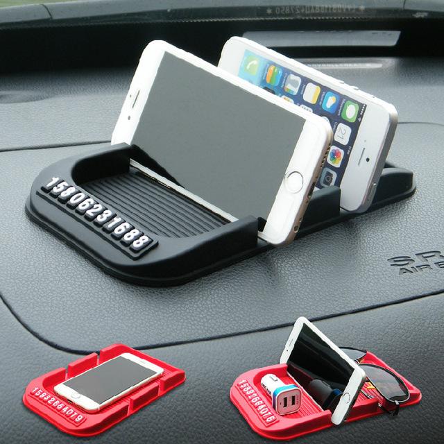 Car Phone Pad