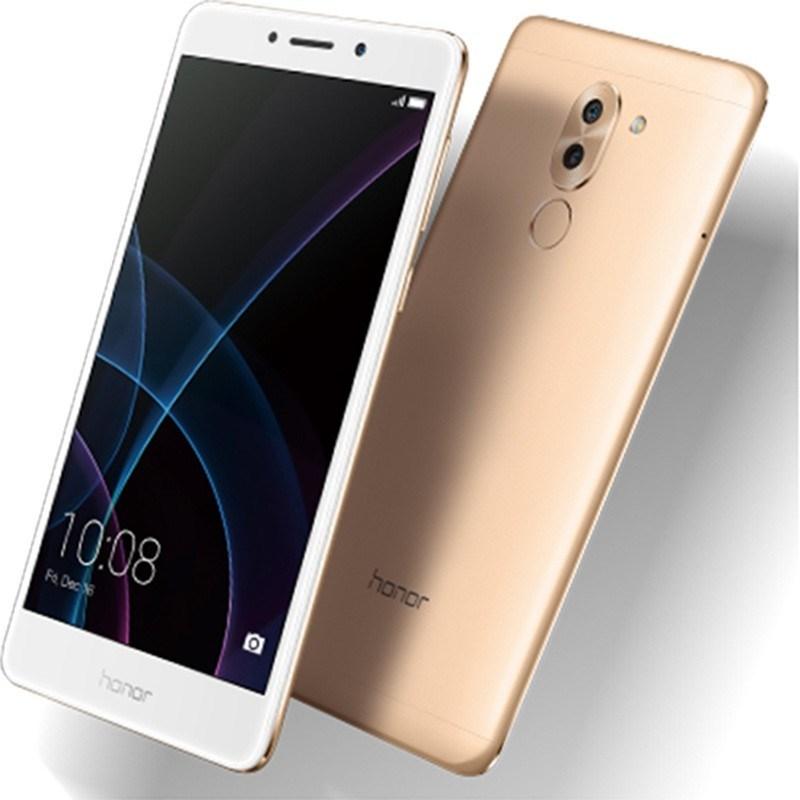 Honor 6X3G RAM 32G ROM double caméra arrière LTE téléphone portable Octa Core 5.5 pouces 1920x1080 P identification d'empreintes digitales