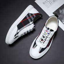 2019 Spring Shoes Men Casual Shoes Male Fashion Sneakers Cool Street Men Shoes Brand Man Footwear Driving Shoes Gingham men sneakers 2019 spring krasovki lightweight fashion man shoes famous brand shoes comfortable casual men shoes adult footwear