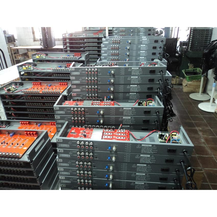 4 way CATV modulator Adjacent Frequency Modulator for hotel/school/dormitory 4 AV in 1 RF out