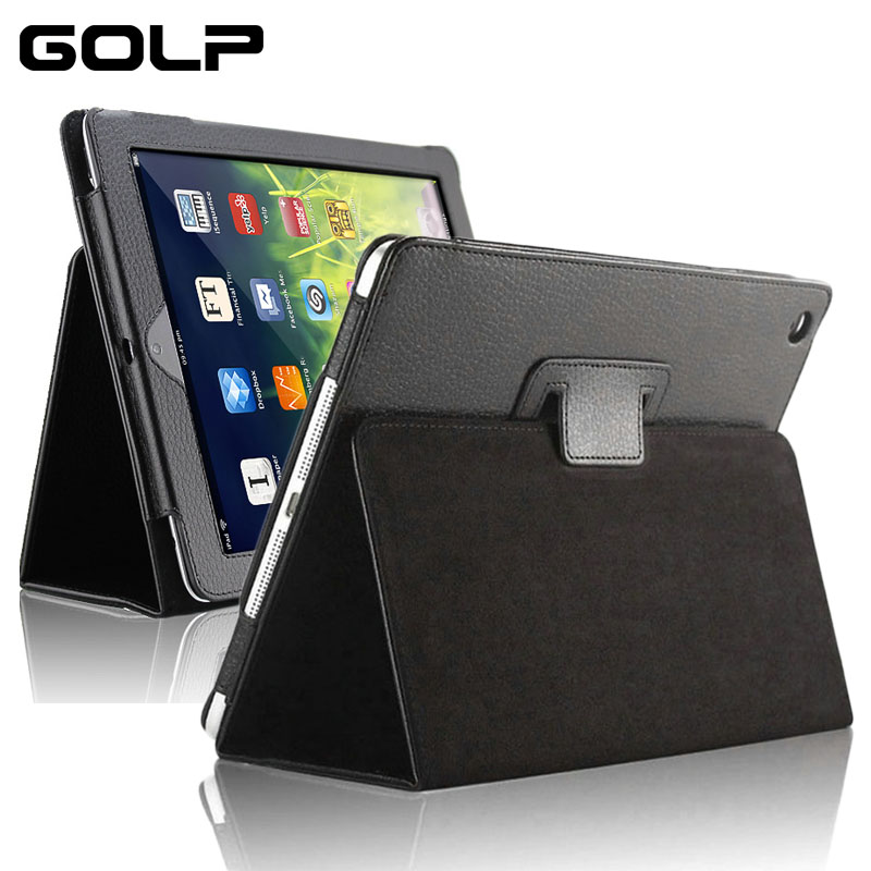 For iPad Air 2 Air 1 Case 2018 9.7 Funda 2017 PU Leather Smart Cover Case for iPad 2018 6th generation Case
