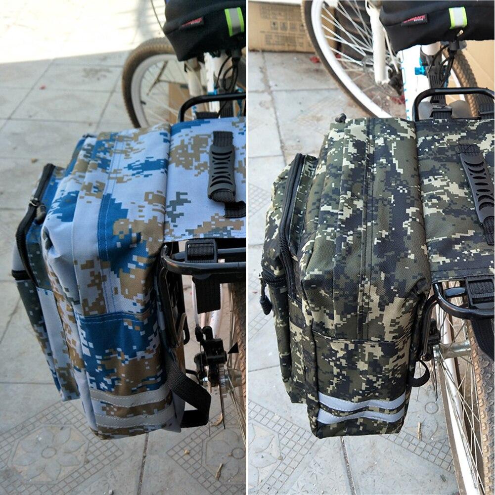 Cestos e bolsas p/ bicicleta