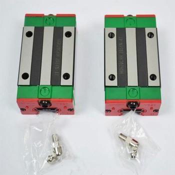 10pcs/lot HGH20CA linear narrow blocks for cnc rail