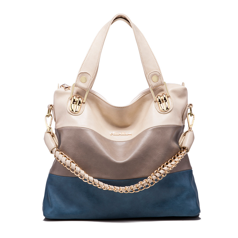 Luxury large shoulder bags bags large tote 2017 for High couture brands