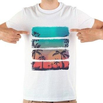 5c27b55018e9 Chef sueco vert der ferk sunset-camisa-Camiseta S-3XL