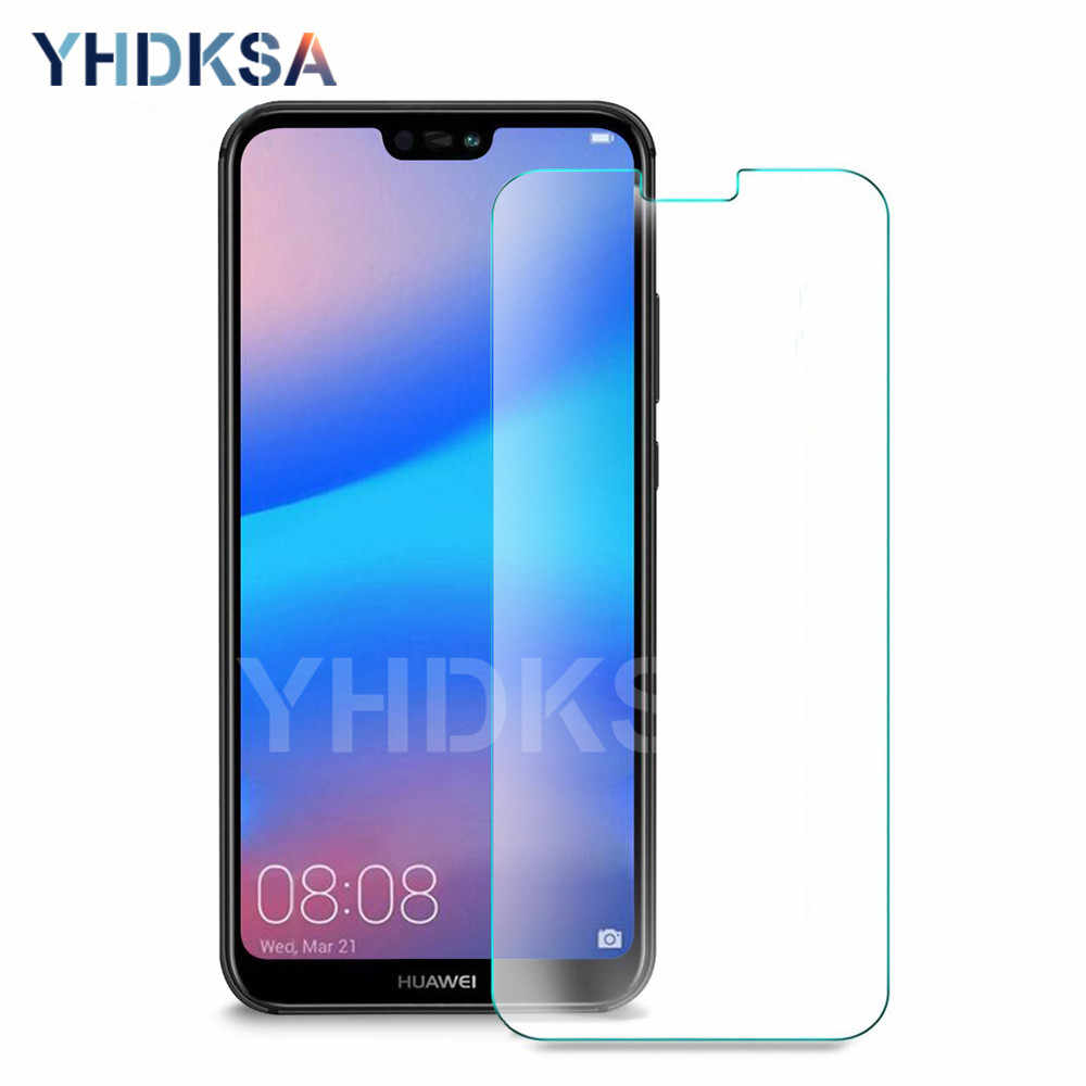 9H Tempered Glass on the For Huawei P20 Pro P10 P9 Lite Plus Screen Protector For Huawei P Smart 2019 Protective Glass Film Case