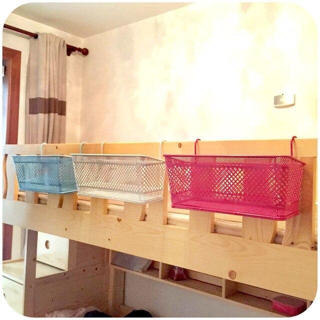 Studente dormitorio riparo letto appeso salotto cestino for Mensola sopra letto