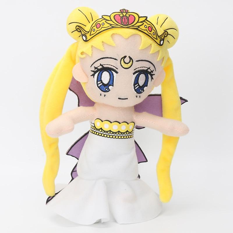 Details about  /Sailor moon Tsukino Usagi Chibi sailor USA Mars Jupiter mercury Venus plush Plut