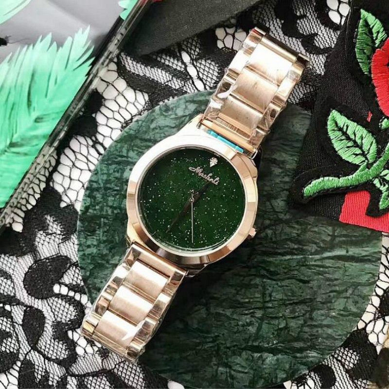 2017 Luxury Brand Rose Gold Watches Women Dress Watches Stainless steel Analog Casual Sports Wristwatches Ladies Quartz Clock cross cross at0125 15