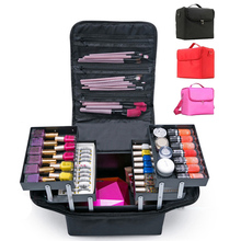 Women Makeup Organizer Large Capacity Multilayer (3 colors)