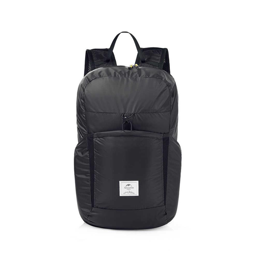 7c533573682c Naturehike 25L Camping Hiking Foldable Backpack Ultralight Waterproof  Folding Travel Outdoor Bag Climbing School Laptop Backpack