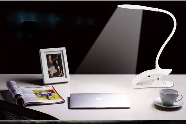 LED boek licht leeslamp tafellamp slaapkamer nachtkastje lamp ...