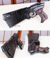 Anime PSYCHO-PASS Dominator gun Cosplay prop pvc