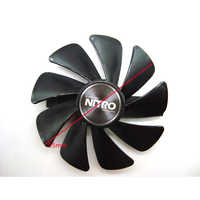 Free Shipping 95mm CF1015H12D DC12V Cooler Fan Replace for Sapphire NITRO RX480 8G RX 470 4G GDDR5 RX570 4G / 8G D5 RX580 8G OC
