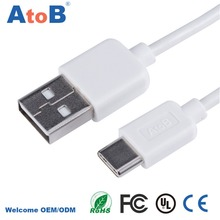 Type-c Data Cable for Smartphone USB C for Xiaomi Mi5 Mi4c Meizu Pro 5 6 LeEco Le 2 Le Max 2 OnePlus 3 Type C USB Charger Cable