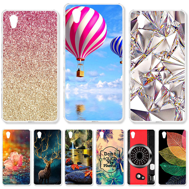 TAOYUNXI Soft TPU Case For <font><b>Sony</b></font> Xperia Z5 Cases For <font><b>Sony</b></font> Z5 E6603 E6653 Dual <font><b>E6633</b></font> E6683 5.2 inch Flexible DIY Painted Covers image