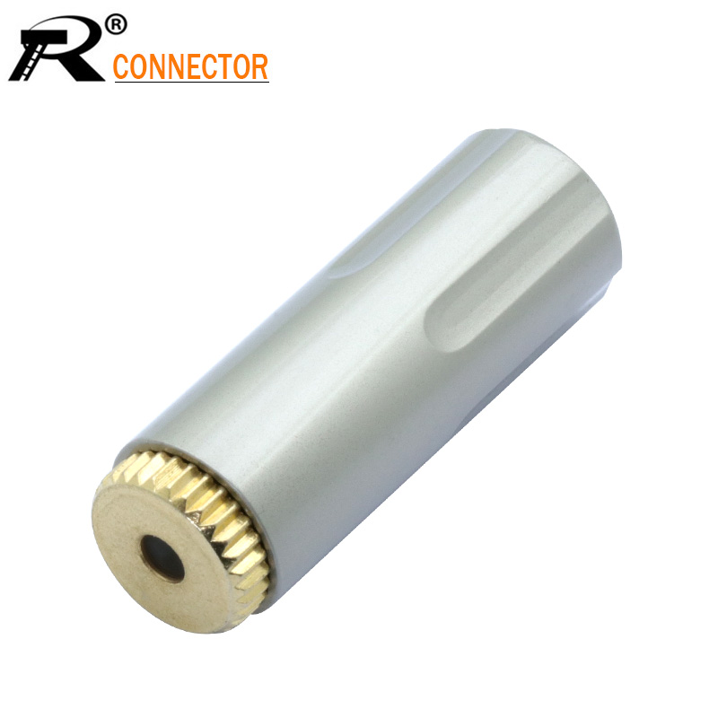 5M Upgrade Cable For HD545 HD565 HD580 HD600 HD650 Balanced XLR 4 Pins CANNON