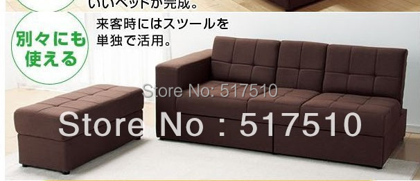 Sofa Bed Changeable Functional