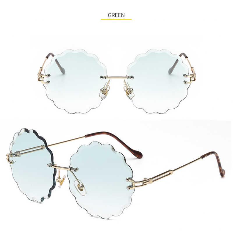 Sen Maries marka unikalne okulary przeciwsłoneczne damskie