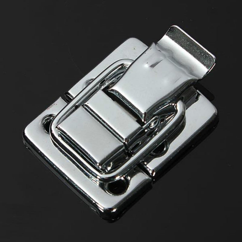 3Pcs/lot Fastener Toggle Latch Catch Chest Case Suitcase Boxes Chests Trunk Lock