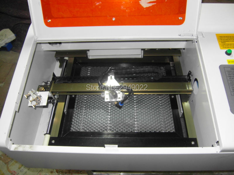 Laser hot Sale 40W 50W CO2 Laser/engraving Marking Machine for Nonmetal hot sale effective laser glass engraving