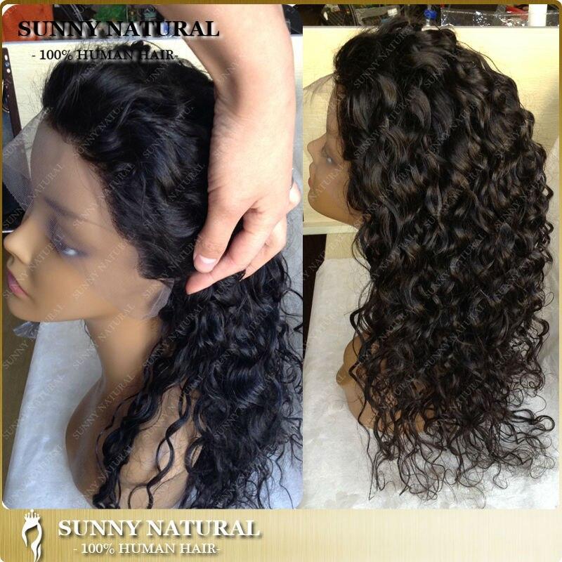 10 26inchs brazilian Virgin Human Hair Wig for Black Women
