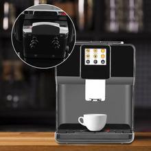 Автоматическая Эспрессо электрическая кофемашина Бытовая пена Кофеварка электрическая Молочная машина кухонная техника Sonifer
