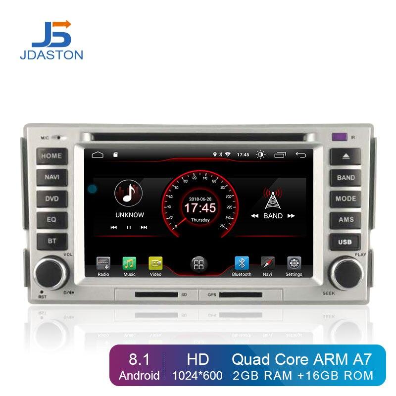 JDASTON2 DIN Android 8 0 Car DVD Player For Mercedes Benz