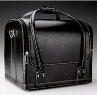 Free Shipping Close Up Leather Bag Glaze Magic Trick Magician S Bag Accessories Prop Mentalism Gimmick