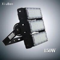 LED Водонепроницаемый свет проектора 50 Вт 100 Вт 150 Вт 200 Вт 300 Вт 400 Вт филпс высокое Мощность туннель модуль свет напольный настенный светильни...