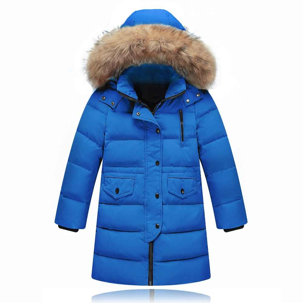 2be02ca5aa0e Detail Feedback Questions about Hot 2017 winter boys down jacket ...