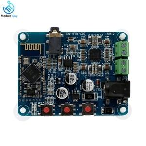 Image 2 - PAM8610 Bluetooth 4.0 オーディオアンプボードプレーヤーモジュール DC12V 2 × 10 ワットデュアルチャンネルステレオハイファイスピーカー Bluetooth アンプ