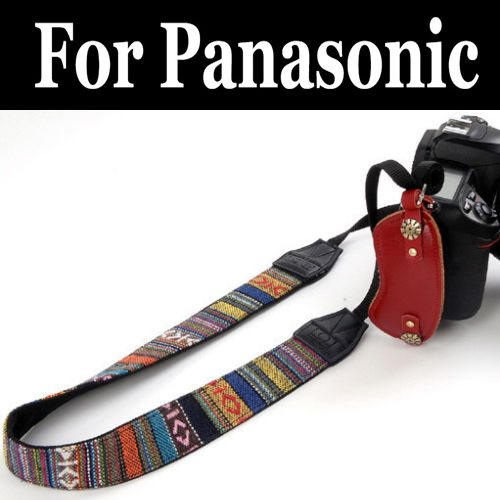 Lanyard Style Panasonic Lumix DC-LX100 II Neck Strap Adjustable with Quick-Release.