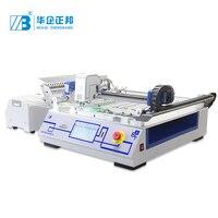 Компонент печатной платы размещение станка smd палочки и место машина для сборки печатных плат