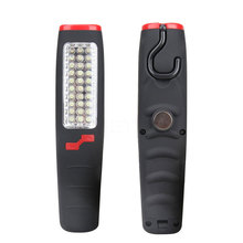 2016 חדש 37 LED עבודה קל לרכב יד תיקון חיצוני קמפינג פנס חירום נייד מנורת בדיקה(China (Mainland))