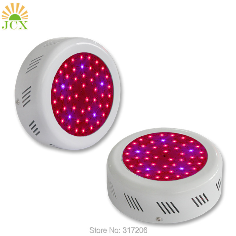 2pcs High Power UFO 150W Full Spectrum LED Grow Light AC85-265V Indoor Grow Tent Plants Growth and Flowering Growing Lights 200w full spectrum led grow lights led lighting for hydroponic indoor medicinal plants growth and flowering grow tent