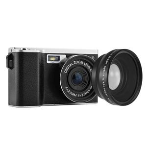 Image 5 - X9 4 インチ超 Hd Ips プレススクリーン 24 画素ミニシングルカメラ一眼レフデジタルカメラ