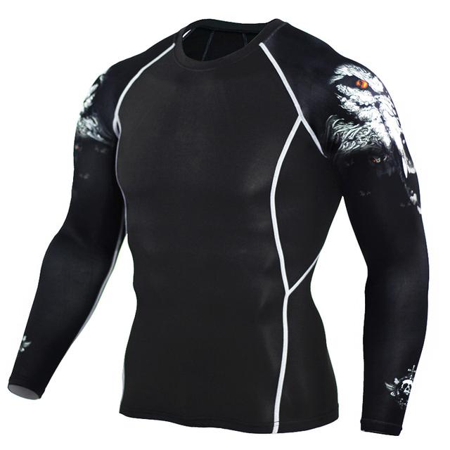 Teen Wolf Crossfit Workout Shirt