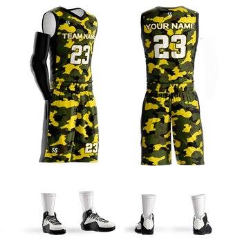 Basketball Uniformen Anpassen | Billige Kunden Männer Jugend Basketball Uniform Jersey Atmungsaktive Sport Kits Angepasst Jede Art Design Großhandel
