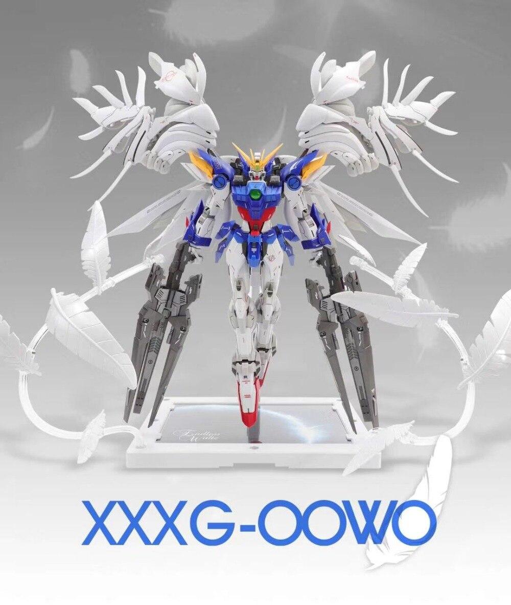 Modell Herz Gundam modell MG 1/100 XXXG 00W0 Flügel gundam Mobile Suit kinder spielzeug-in Action & Spielfiguren aus Spielzeug und Hobbys bei  Gruppe 1