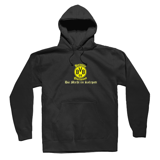 BVB Borussia Dortmund Mens & Womens Top Quality Hoodies Coat