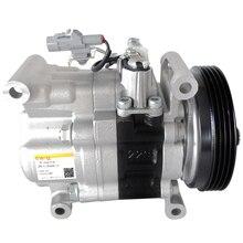NEW A/C Compressor with Clutch for Car Suzuki Swift SX4 1.6L 2007- 2008- 95201-63JA1 95201-63JA0 V08A1AA4AG D4302917 9520163JA1 цена