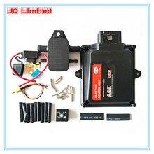 Gas ECU наборы для MP48 OBDII прошивки 5,8 версия программного обеспечения 6,2 бензиновый шланг СПГ, набор для конверсии газа для автомобиля LPG системы комплект