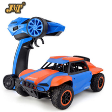 JMT RC Car 1 18 Short Truck 4WD Drift Remote Control Car Radio Controlled Suspension High