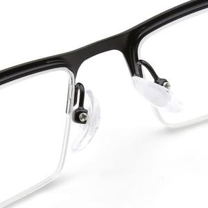 Image 5 - High Quality MEN Titanium alloy Eyeglasses Non spherical 12 Layer Coated lenses reading glasses+1.0 +1.5 +2.0 +2.5 +3.0 +3.5+4.0