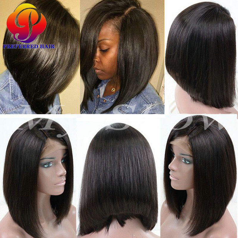 cheap haircuts austin how to get a cheap haircut recent deals 2323 | Cheap font b Bob b font Wigs Full Lace Front Wigs With Baby Hair Short font